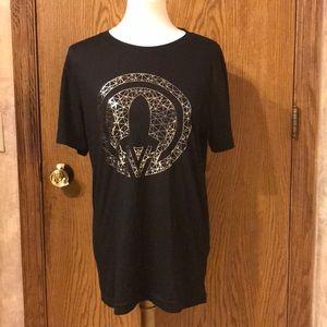 Canvas Rocket55 Black Short Sleeve T-shirt